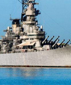 Missouri - Pearl Harbor Battleship
