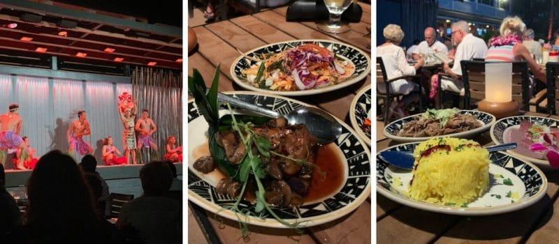 Feast at Lele